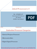 Ch2 Embedded Processors-I