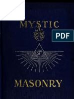 J.d.buck MysticMasonryOrTheSymbolsOfFreemasonryAndGreaterMysteriesOfAntiquity