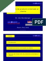 Desarrollo Producto Bogota 05-2002