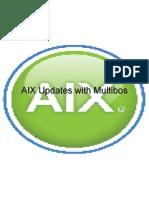 aix updates using multibos.ppt