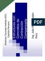 20_Estructuras con Concretos de Contracción Compensada_Ing. Julio_Rivera.