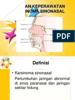 ASKEP TUMOR SINONASAL NEW.ppt