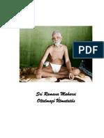Sri Ramana Maharsi Oltalmazó Útmutatás