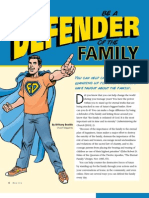 2012 03 04 Be a Defender of the Family Eng