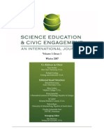 Science Education Civic Engage