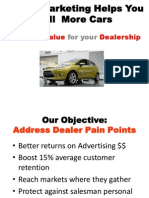 Digital Marketing Strategy for Auto Dealers - EBriks Infotech