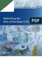 Global Financial Development Report 2013