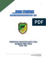 Renstra Kecamatan Teweh Tengah 2008-2013 ALL