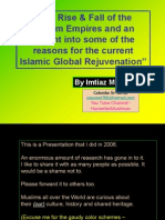 Through Flashcards - The Muslim World and the Rise & Fall of Muslim Empires.