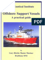 Offshore Support Vessels a Pratical Guide