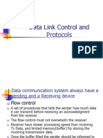 Data Link Control and Protocols Chapter 11