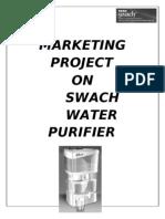 Marketing Project Final