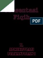 Presentasi Fiqih