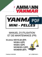 Yanmar Vio 45