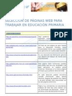 WEBs Infantil y Primaria[1]