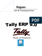 Tally Workshop Notes
