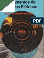 fundamentos de medidas elétricas - (sólon de medeiros filho)