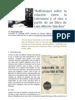 Reflexiones sobre la relación entre la Literatura y el cine....pdf