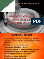 COMO VIVIR SEGÚN LA VOLUNTAD DE DIOS.pptx