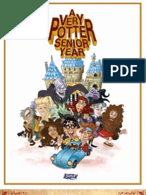 A Very Potter Senior Year | Warner Bros  Franchises | Fantasy Worlds