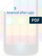 Holo. Android after ugly