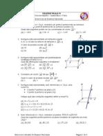 Ficha Trab Geometria Exerciciosdeexames