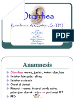 otorrhea 3