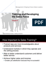 9 Sales Training