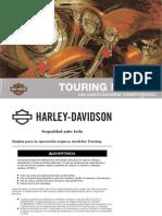 2008 Touring Models-Manual Del Propietario