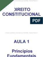 Principios Fundamentais Aula 1