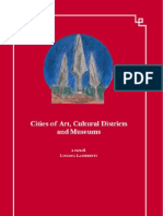 Art Cities Cultural Districts and Museums