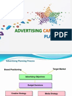 AdvertisingCampaign Planning