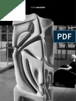 Oracolo / scultura in pietra di Vicenza