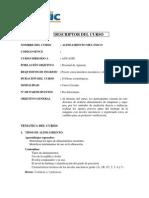 1.-ALINEAMIENTO MECÁNICO