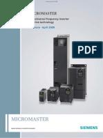 Brochure Micromaster