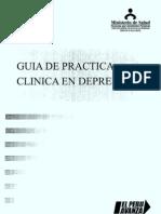 Guia Clinica Depresion