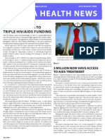 Africa Health News July-Aug 2008