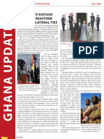 Ghana Update Fall 2008