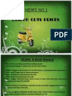 Marketing Vespa