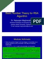 Module NumberTheoryBasics