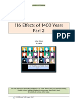 116 Effects of 1400 Years - Part 2