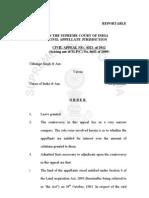 Land Acquisition -Solatium -Interest -Claim 2012 Sc