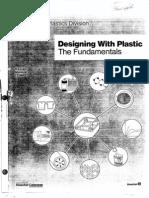 Fundamentos de Diseño de Plasticos