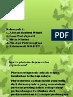 KELOMPOK 1  Fsisiologi tumbuhan