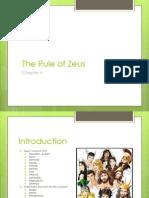The Rule of Zeus