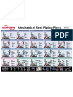 Mechanical Seal Piping Plans