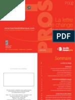 2 Mini Guide PRO - La Lettre de Change