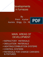 Developments  IN FURNACES.ppt