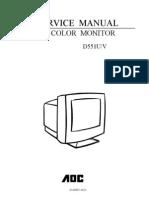 D551V 2CD 1 a Service Manual
