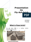 Fky Ash Properties